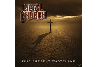 Metal Church - The Present Wasteland - (CD)