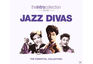 VARIOUS - Jazz Divas - Intro Collection [CD]