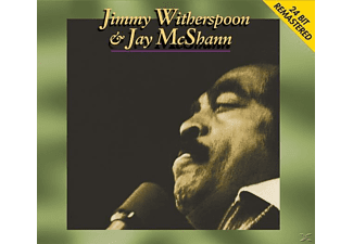 Witherspoon, Jimmy / McShann, Jay - Jimmy Witherspoon & Jay Mcshann-24bit Remastered [CD]
