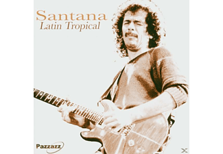 Carlos Santana - Latin Tropical - (CD)