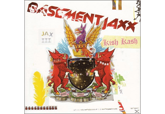Basement Jaxx - Kish Kash - (CD)
