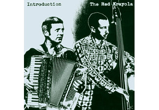 The Red Krayola - Introduction - (CD)