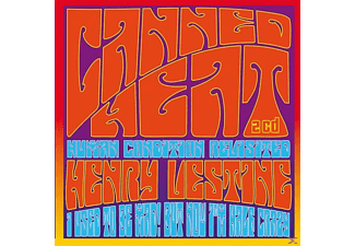 Canned Heat / Henry Vestine & The Heat Brothers - Human Condition Revisited/I Used To Be Mad - (CD)