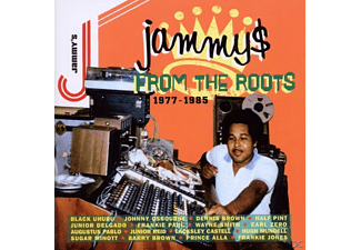 VARIOUS - Jammy's From The Roots - (CD)