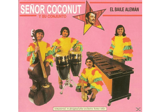 Senor Coconut - El Baile Aleman - (CD)