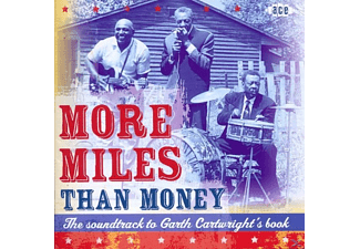 VARIOUS - More Miles Than Money-Soundtrack To Garth Cartwrig [CD]