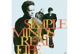 Simple Minds - Real Life-Remastered - (CD)