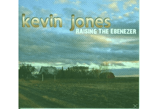 Kevin Jones - Raising The Ebenezer - (CD)