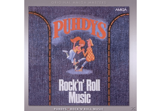 Puhdys - Rock'n Roll Music [CD]