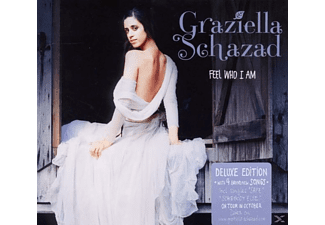 Graziella Schazad - Feel Who I Am [CD]