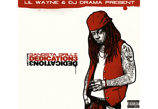 Lil Wayne / DJ Drama - Dedication3 [CD]