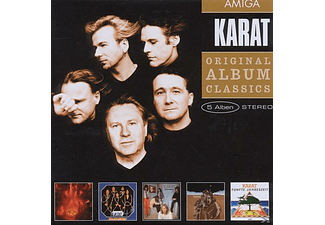 Karat - 5 ORIGINAL ALBUM SERIES - (CD)