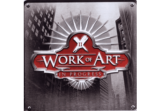 Work Of Art - In Progress [CD EXTRA/Enhanced]