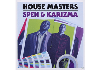 Dj Spen & Karizma & Various, Various/DJ Spen & Karizma (Mixed By) - House Masters [CD]