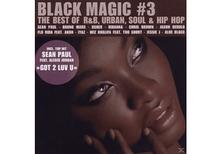 VARIOUS - Black Magic#3 - Best Of R&B, Urban, Soul & Hip Hop - (CD)