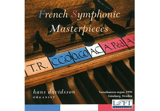 Davidsson Hans - French Symphonic Masterpieces - (CD)