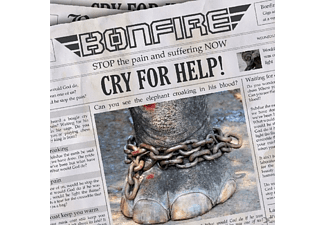 Bonfire - Cry4help - (CD)