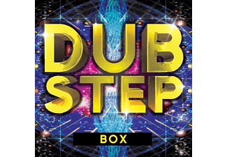 VARIOUS - Dubstep Box - (CD)