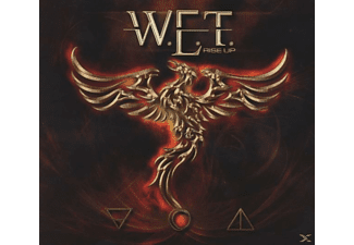 W.E.T. - Rise Up (Digipak) - (CD)