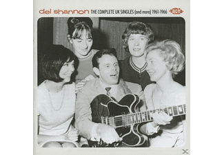 Del Shannon - The Complete Uk Singles (And More) 1961-1966 - (CD)