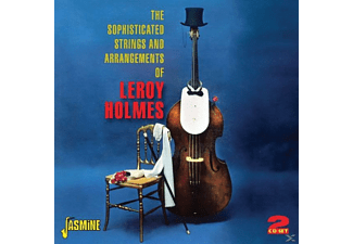 Leroy Holmes - Sophisticated String  Arrangements - (CD)