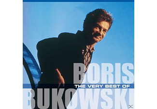 Boris Bukowski The Very Best Of Austropop CD