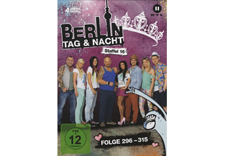 Berlin - Tag & Nacht - Staffel 16 [DVD]
