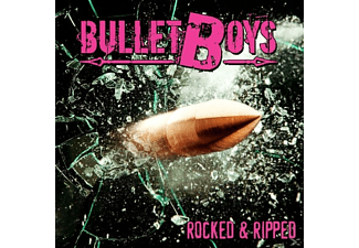 Bulletboys - Rocked & Ripped - (CD)