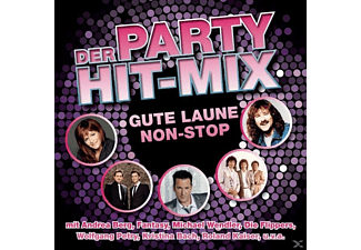 VARIOUS - Der Party Hit-Mix - Gute Laune Non-Stop [CD]