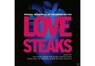 VARIOUS - Love Steaks-Official Soundtrack [CD]