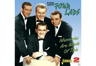 The Four Lads - Memories Are Made Of This - (CD)