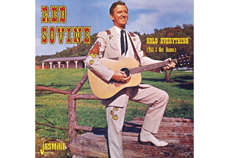 Red Sovine - Hold Everything Till I Ge - (CD)