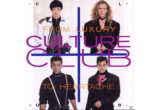 Culture Club - From Luxury To Heartache - (CD)
