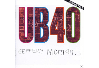 UB40 - Geffery Morgan [CD]