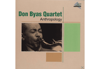 Don Quartet Byas - Anthropology [CD]