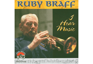 Ruby Braff - I Hear Music [CD]