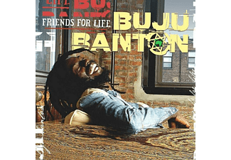 Buju Banton - Friends For Life - (CD)