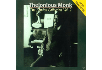 Thelonious Monk - The London Collection 2 24bit - (CD)