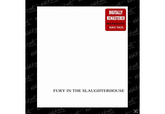 Fury In The Slaughterhouse - Dto./Remastered - (CD)