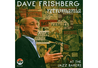 Dave Frishberg - Retromania [CD]