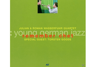 Julian Wasserfuhr - Remember Chet [CD]