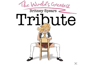 BRITNEY.=TRIBUTE= Spears - World's Greatest Tribute Britney Spears - (CD)