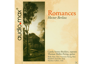 BUCKLERS/MULLER-PERING/HASE/ANETSED, Sonne-Bücklers/Müller-Pering - Romances - (CD)