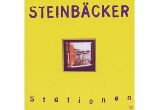 Gert Steinbäcker - Stationen [CD]