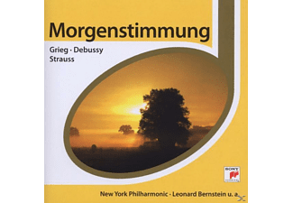 New York Philharmonic - Esprit/Morgenstimmung [CD]