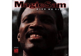 Magic Sam - Give Me Time - (CD)