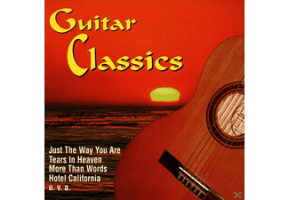 VARIOUS - Guitar Classics - (CD)