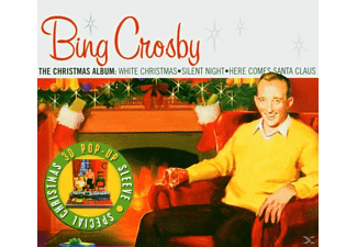 Bing Crosby - Christmas Album Pop Up - (CD)