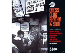 VARIOUS - Chess Club Rhythm & Soul [CD]