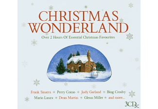 VARIOUS - CHRISTMAS WONDERLAND [CD]